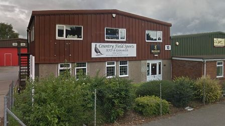 The new dialysis centre would occupy the ground floor of 10 Folgate Road in North Walsham. Picture: