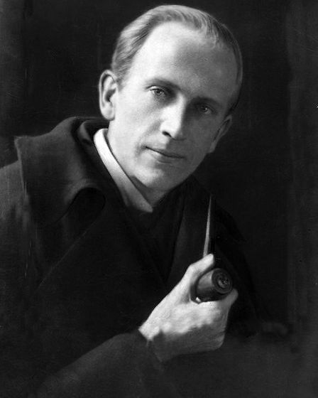 Winnie-the-Pooh author AA Milne, pictured in 1922. Picture: EO HOPPE, PUBLIC DOMAIN