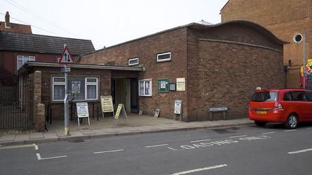 Cromer community centre in Garden Street is set to get a £75,000 upgrade. Picture: MARK BULLIMORE