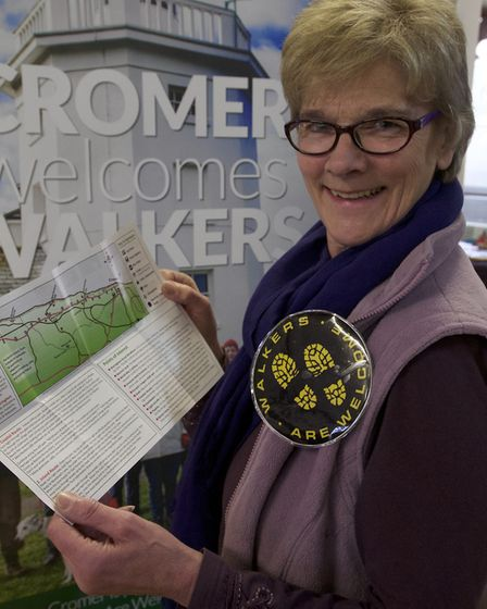 Cromer Community Day at the Parish Hall in the town where local volunteer organisations and public b