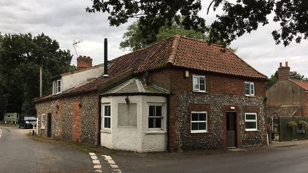 Villagers need to raise £250,000 to buy the Jolly Farmers as a community pub. Picture: Richard Dixon