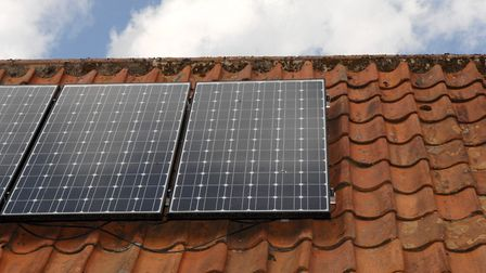There are plans to add solar panels to the roof of North Norfolk District Council's Cromer headquart