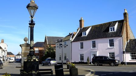 High Street in Holt will undergo resurfacing. Picture: MARK BULLIMORE