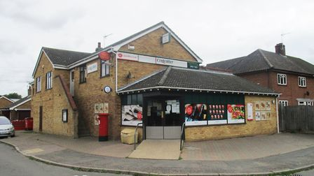 Cawston Costcutter and Post Office has new owners. Picture: Christie and Co