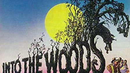 A poster for Into the Woods, which is coming to Cromer Academy. Picture: ARCHANT LIBRARY