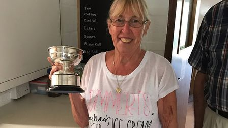 "Ann Eccleston, 75, from Weybourne is ""devastated"" after losing her gold locket, pictured. Photo: Ann"