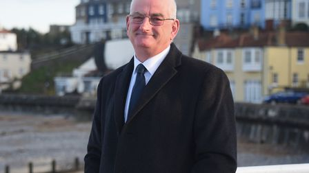 With elections coming up at North Norfolk District Council, Conservative group leader John Lee has a