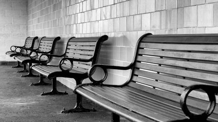 Take a Seat, one of the winning images in a competition held by North Norfolk Photographic Society.
