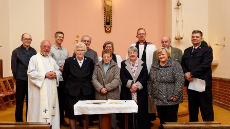 Churches Together North Walsham special service. Pictures: Katie Hart