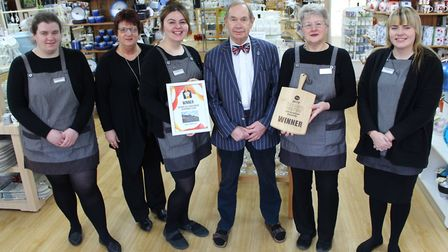 Bakers and Larners named Britain's Best Independent Department Store. Picture: Bakers and Larners.
