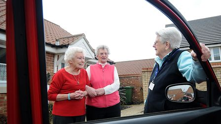 North Norfolk Community Transport is appealing to drivers to volunteer for a car scheme supporting C