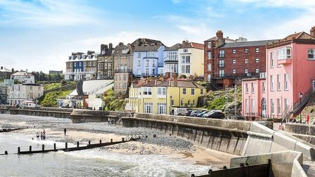 """Cromer has been featured in the Guardian's property pages, described as a """"very 1902 kind of place""""."""