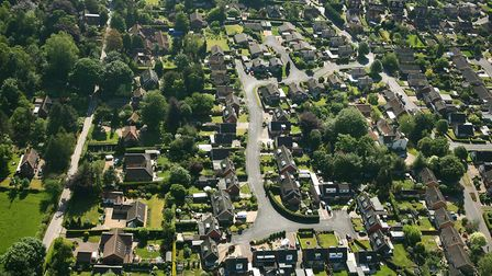 A view of Aylsham. Police have had reports of a cold caller offering garden furniture in the area. P