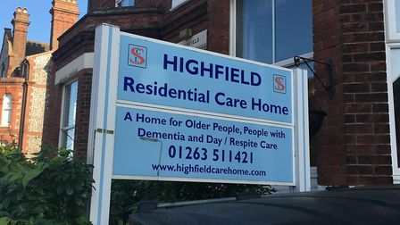 A north Norfolk care home which consistently failed to sustain improvements has been shuttered by au