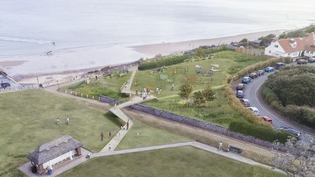 Plans for a £190,000 revamp of North Lodge Park have been approved. Picture: AREA Landscape Architec