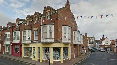 Police were called to a business on Garden Street in Cromer in the early hours of Monday, February 1