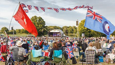 The annual Great British Prom at Blickling Estate will not go ahead in 2019. Picture: ARCHANT LIBRAR
