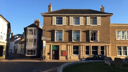 The former Barclays Bank in Tucker Street, Cromer. Picture: STUART ANDERSON