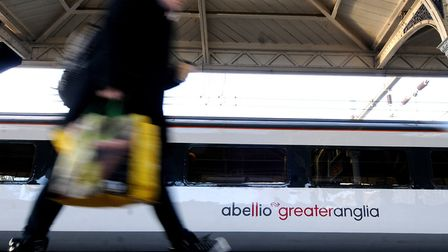 Great Anglia are updating their trains. Picture: Archant
