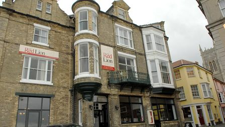 Norfolk police were called to an incident at the Red Lion Hotel in Cromer at 6.30pm on Saturday, Feb