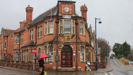 Sheringham Town Hall, which could be let or sold after a proposed move to the town community centre.