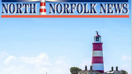 The online masthead of the North Norfolk News, which has the fastest growing regional news website i