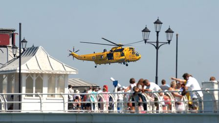 Cromer Lifeboat Day, which the Ladies Lifeboat Guild help organise.Photo: ADRIAN JUDD