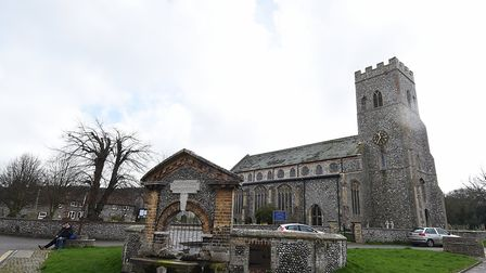 An upcoming talk will raise money for the the All Saints Church bell appeal. The church is in Upper