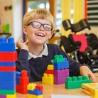 A pupil at Sheringham's Woodfields School. Picture: CHRIS TAYLOR