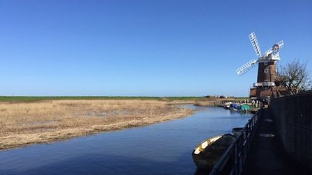 Cley Harbour , April 2018. Pictures: supplied by Cley harbour committee