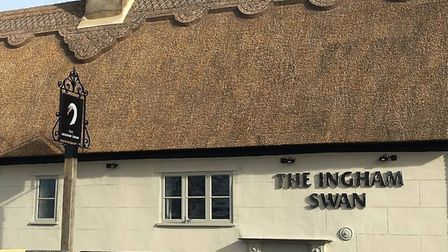 The Ingham Swan has been restored to its former glory and is re-opening. Pictures: Ingham Swan