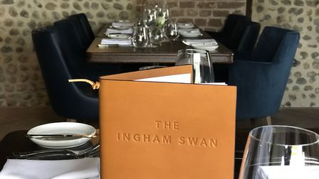 The Ingham Swan in north Norfolk has re-opened after a devastating fire in 2017. Picture: Neil Didsb