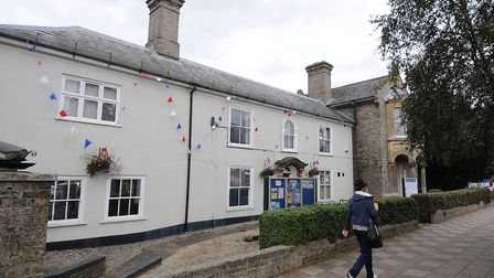 The former North Walsham Town Council office, which JD Wetherspoon plans to turn into a pub. Picture