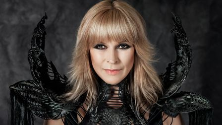 Toyah will be performing at the Holt Festival. Picture: Gary Clutterbuck