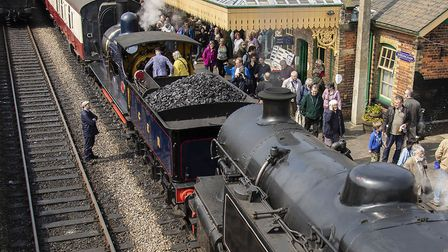 North Norfolk Railway is about to host its Spring Gala. Picture: NNR