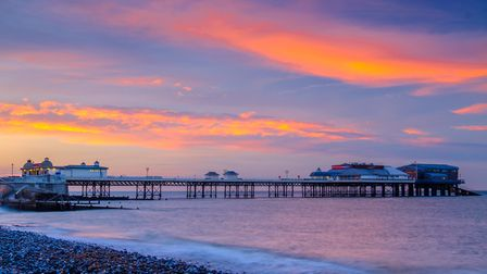 Cromer Pier's Pavilion Theatre is the stunning setting for the 'charity gala concert' for mental hea