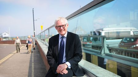 Norman Lamb will be one of the guest speakers at the mental health concert at Cromer Pier. PHOTO: AN