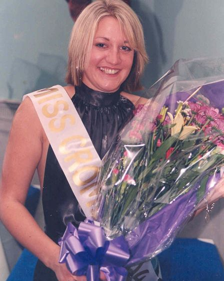 The 2004 Miss Cromer Lisa Bird. Picture: ERIC BRICKLES