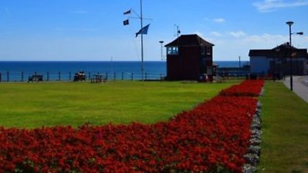 Mundesley Coastwatch is looking for new volunteers. Pictures: supplied by Marie Greer