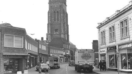 Church Street in 1979. Picture: Archant Library