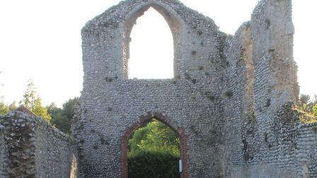 An 82-year-old was involved in an argument with a group of youths at the at the Priory of St Mary in