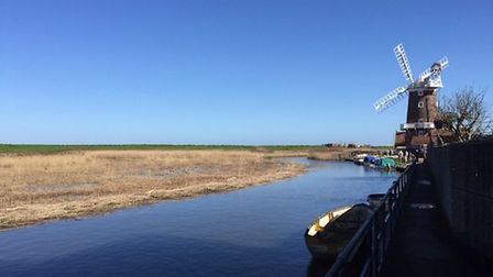 Cley Harbour is also part of the region the new charity is being set up to preserve and improve acce