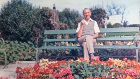 Another visitor to North Lodge Park in the early 1960s. Picture: SUPPLIED BY FRIENDS OF NORTH LODGE