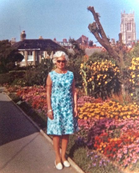 A visitor to North Lodge Park in the early 1960s. Picture: SUPPLIED BY FRIENDS OF NORTH LODGE PARK