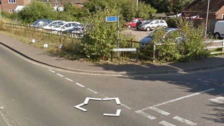 The land when it was used as a car park. Picture: Google Street Maps