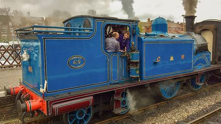 The North Norfolk Railway Spring Steam Gala.Picture: TIM GROVES