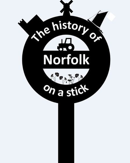 This is part of a series about the stories behind Norfolk's town and village signs called 'Norfolk o
