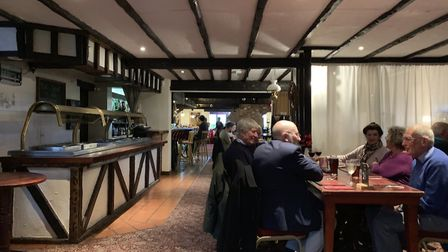 Inside the New Forge in Aylsham. Picture: STUART ANDERSON
