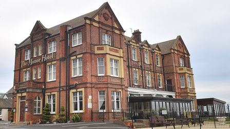 The Manor Hotel, in Mundesley, has recieved a zero rating for food hygiene. PHOTO: ANTONY KELLY