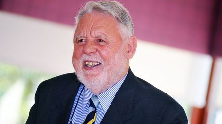 Terry Waite will be appearing at the Holt Festival. Pictures: supplied by Holt Festival